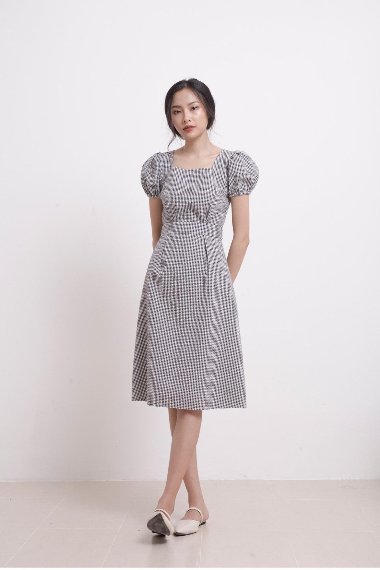 Váy nâng eo vừa nữ tính lại vừa che đi khuyết điểm vòng hông to