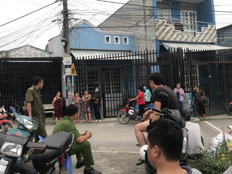 Vợ tử vong, chồng nằm thoi thóp tại nhà riêng ở Sài Gòn - Ảnh 1