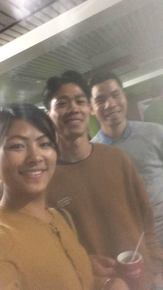 Hậu ly hôn, cô gái H'Mông nói tiếng Anh như gió tiết lộ về mối 'lương duyên' với Công Phượng - Ảnh 1
