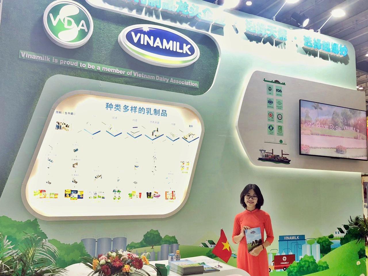 Người tiêu dùng Trung Quốc hào hứng đón nhận sản phẩm Vinamilk sau khi nghị định thư được thông qua - Ảnh 1