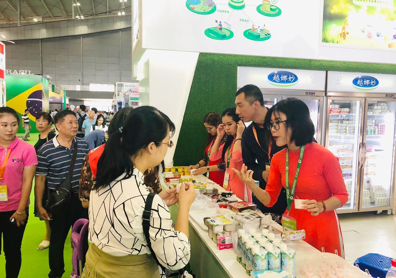 Người tiêu dùng Trung Quốc hào hứng đón nhận sản phẩm Vinamilk sau khi nghị định thư được thông qua - Ảnh 3
