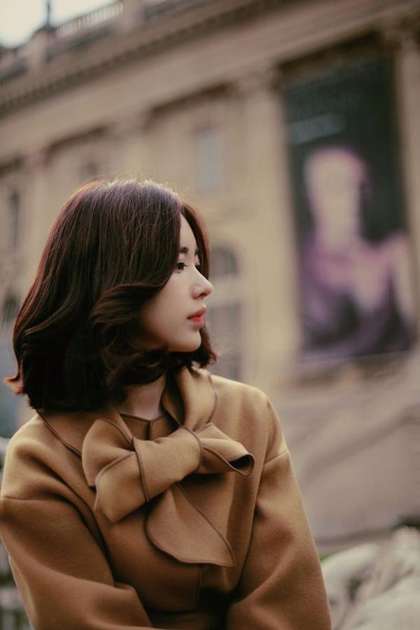 7 gợi ý kiểu tóc mang không khí lãng mạn của mùa thu - Ảnh 4