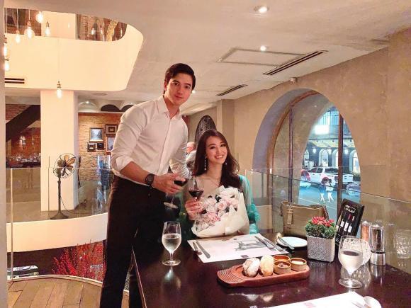 Khánh My đăng ảnh tình cảm nhân dịp kỷ niệm 555 ngày yêu bạn trai kém tuổi - Ảnh 1