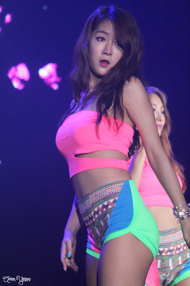 Biến body từ mũm mĩm thành lọt top nóng bỏng nhất xứ Hàn: Nữ idol có cả một bài diễn thuyết về giảm cân với những tips tuyệt hay - Ảnh 8
