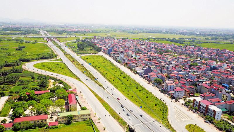 Hà Nội: Giá đất ngoại thành Thủ đô 'nhảy múa' - Ảnh 1