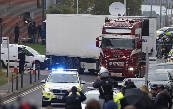 Cảnh sát Essex: Những nạn nhân chết trong container là người Việt Nam - Ảnh 1
