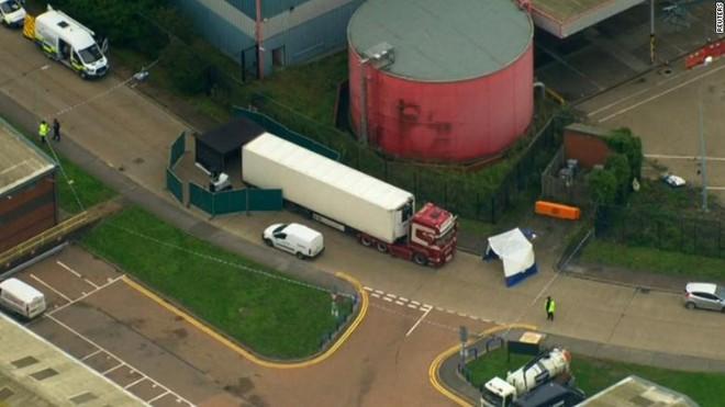 Cảnh sát Essex: Những nạn nhân chết trong container là người Việt Nam - Ảnh 2