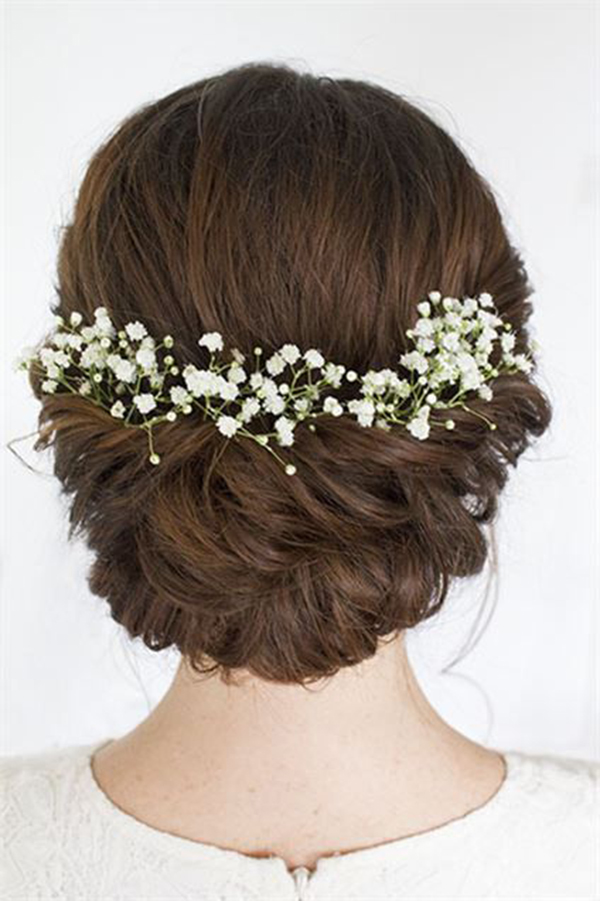 7 kiểu tóc sang trọng cho nàng dự tiệc tối - Ảnh 3