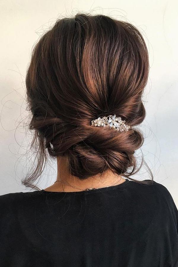 7 kiểu tóc sang trọng cho nàng dự tiệc tối - Ảnh 7