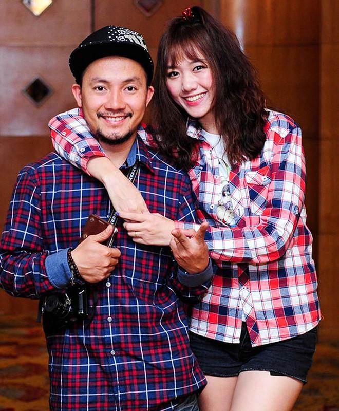 Hari Won gửi lời chúc mừng đến tình cũ Tiến Đạt sau đám cưới: 'Hạnh phúc mãi nha anh' - Ảnh 1