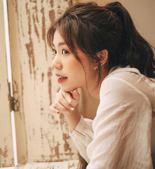 3 kiểu tóc đang hot của sao Hàn, Việt đáng thử nghiệm Tết này - Ảnh 7