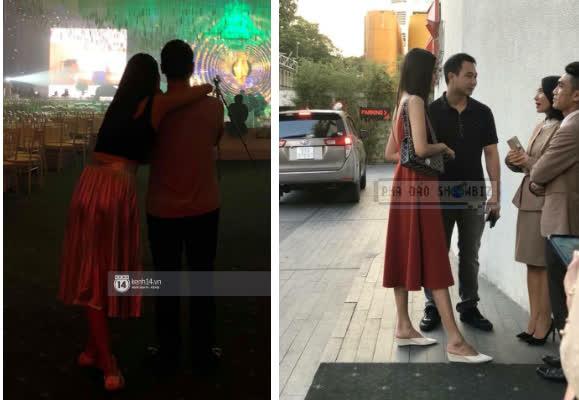 4 cô vợ chân dài của Vbiz luôn khéo thể hiện điều giản dị này để tránh dìm chiều cao của chồng - Ảnh 5