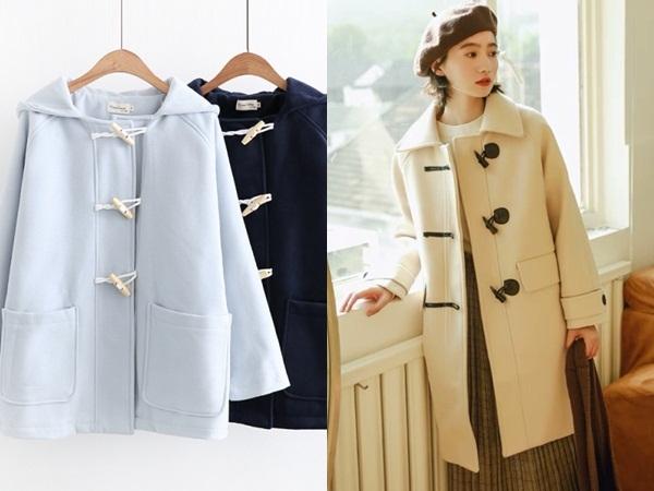 4 kiểu áo khoác diện tết Kỷ Hợi 2019 cực xinh - Ảnh 1