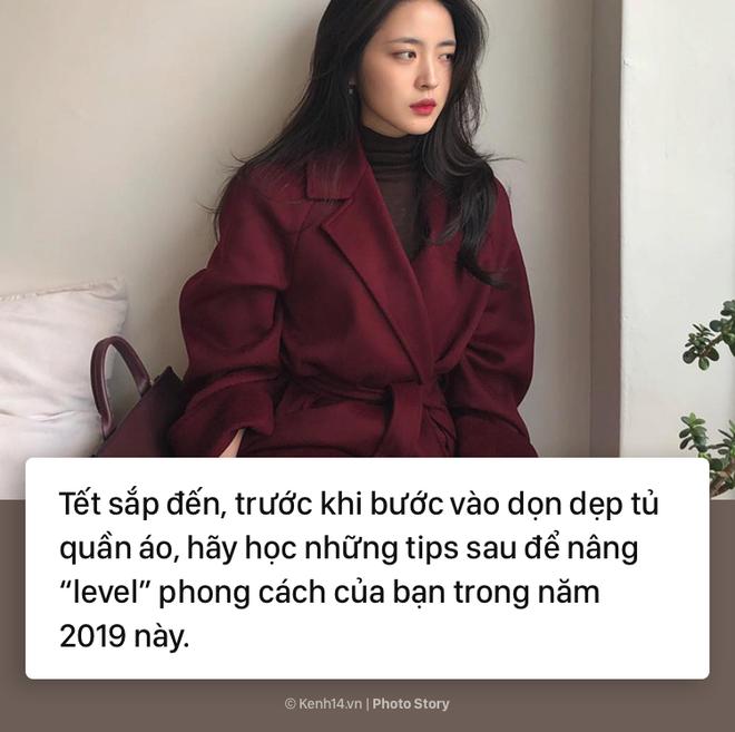 Bạn cần làm gì để nâng tầm công cuộc ăn mặc trong năm 2019 - Ảnh 1