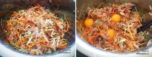 Cách làm nem rán ngon giòn rụm cho mâm cơm truyền thống tròn vị - Ảnh 3