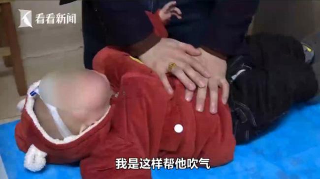 Con trai té vào máy giặt đến tắt thở vì đuối nước, hành động kịp thời của ông bố cứu sống đứa trẻ thành công  - Ảnh 1