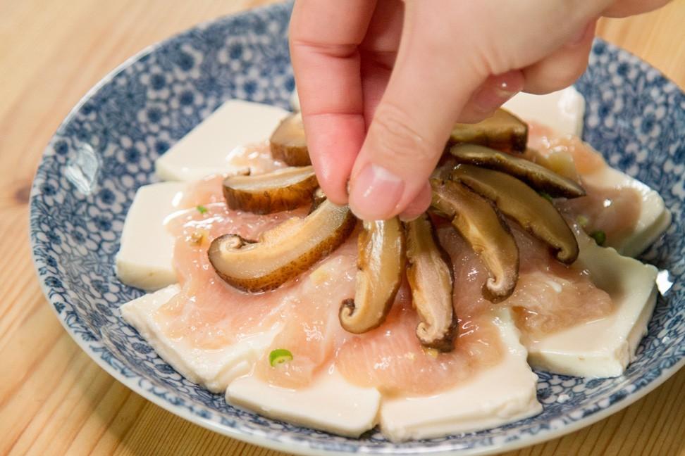 Thanh đạm món đậu hấp nấm cho bữa tối thêm ngon cơm - Ảnh 5
