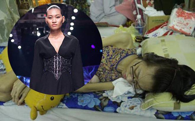 Gia cảnh nghèo khó của chân dài quê Nam Định trước khi mất ở tuổi 26 - Ảnh 1