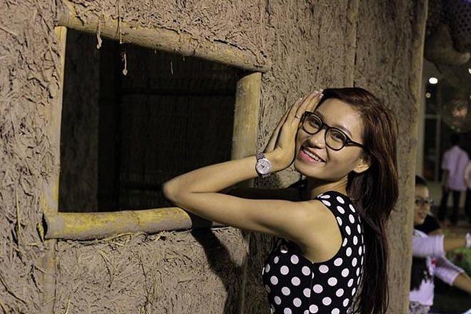 Gia cảnh nghèo khó của chân dài quê Nam Định trước khi mất ở tuổi 26 - Ảnh 2