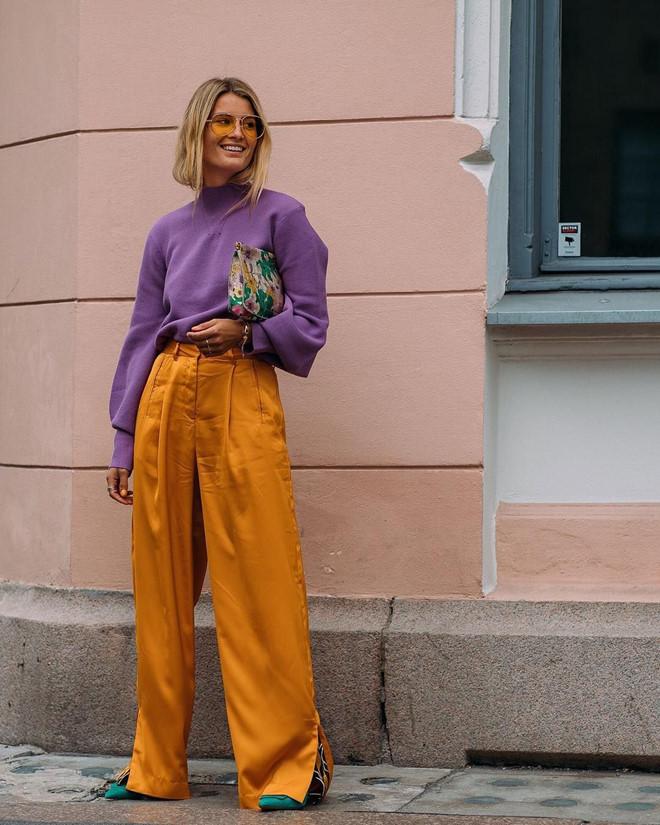 Học cách sơ vin vạt áo sành điệu như các fashionista thế giới - Ảnh 6
