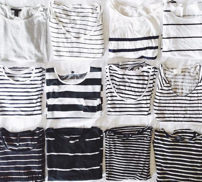 Những món đồ bạn nên bỏ đi khi dọn dẹp tủ quần áo để chào đón năm mới - Ảnh 1
