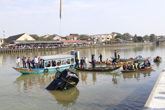 Ô tô chở cả nhà lao xuống sông Hoài: Cảm động thư gửi người dân Hội An - Ảnh 4