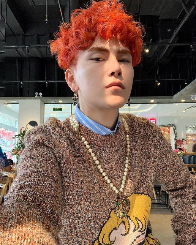 Quên đỏ, hồng đi vì rất có thể tóc cam tươi sẽ thành hot trend năm nay - Ảnh 5