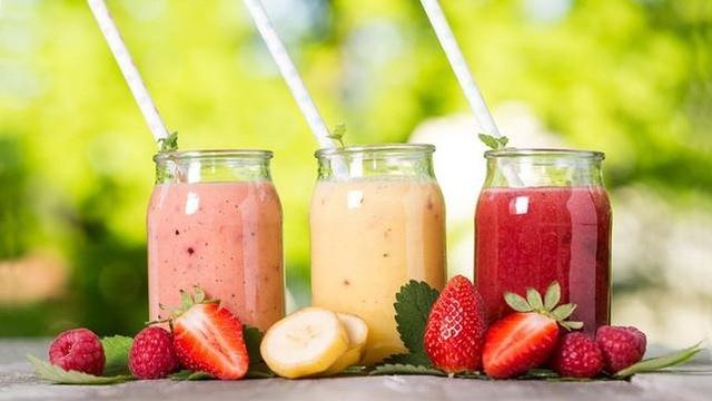Phương pháp giảm cân với sinh tố không gây hại cơ thể - Ảnh 2
