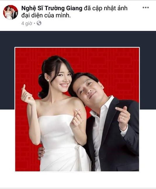 Sau 5 tháng kết hôn, Nhã Phương và Trường Giang mới làm điều đặc biệt này cho nhau - Ảnh 1