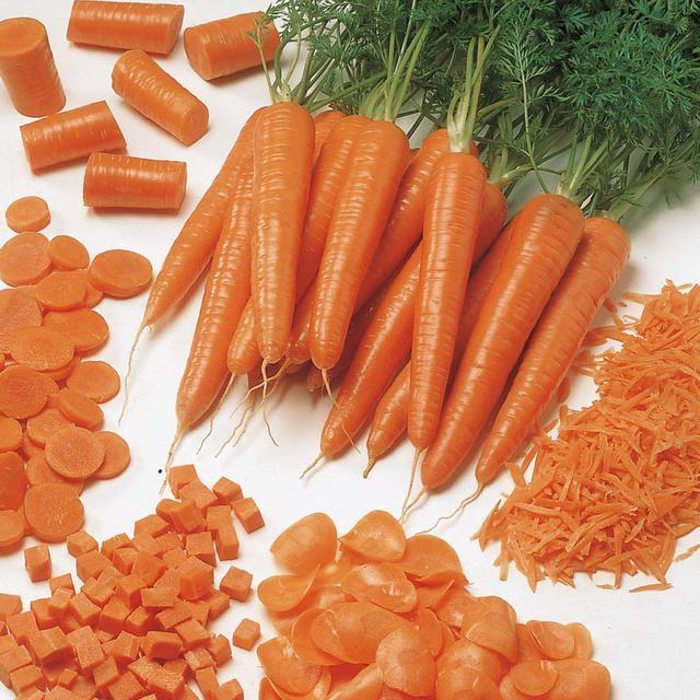 Hết sạch da nhờn nhờ mặt nạ cà rốt - Ảnh 1