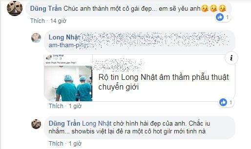 Rộ tin ca sĩ Long Nhật chuyển giới ở tuổi 52, Phi Thanh Vân tuyên bố sẽ tài trợ 100% chi phí? - Ảnh 5