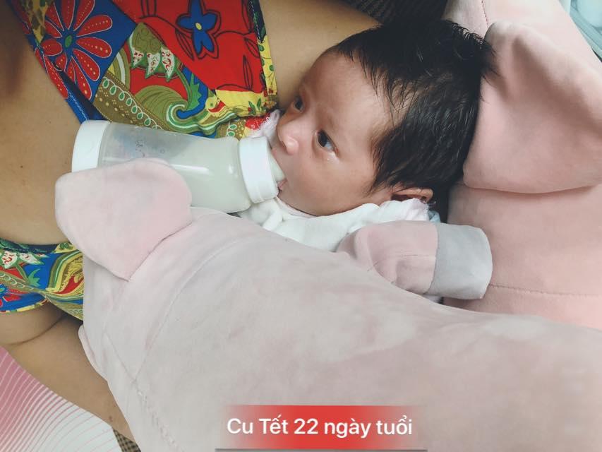 Thanh Thúy tức đến 'máu dồn lên não' vì người giúp việc làm thế này với con trai mới sinh và sự thật bất ngờ đằng sau - Ảnh 3