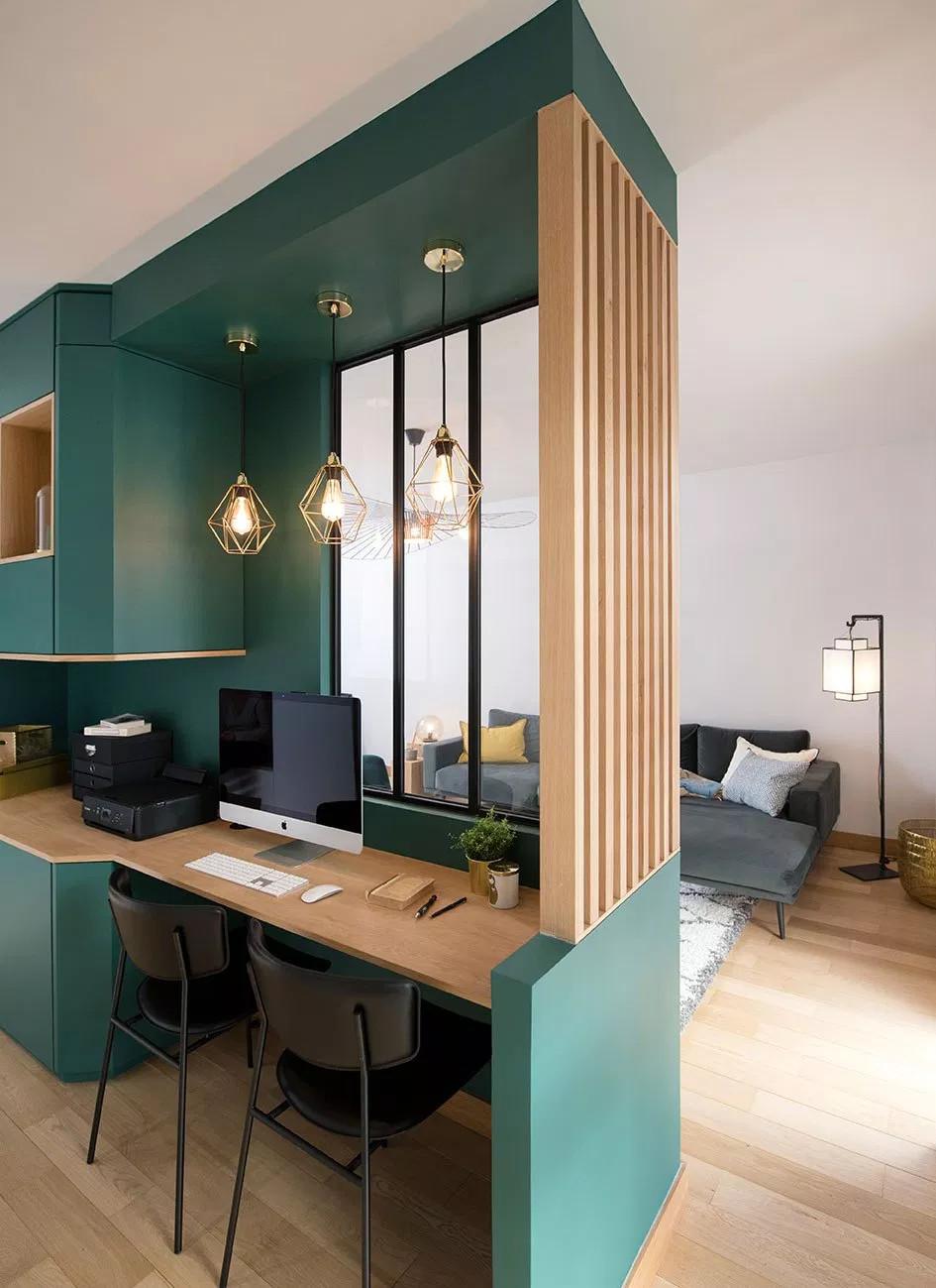 9 điều giúp bạn thiết lập một 'văn phòng làm việc' tại nhà cho riêng mình theo cách hoàn hảo nhất - Ảnh 2