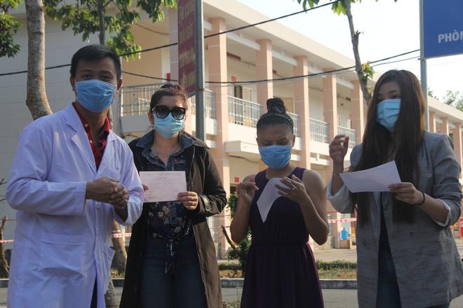 Thêm 3 ca nhiễm Covid-19 tại TP.HCM khỏi bệnh, tất cả đều liên quan đến nữ BN34 ở Bình Thuận - Ảnh 3