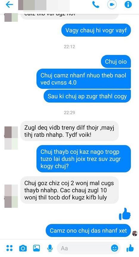 Tiếng Việt không dấu bị độc giả phản ứng gay gắt, tác giả lên tiếng: Chữ viết của tôi nên để chuyên gia thẩm định! - Ảnh 4