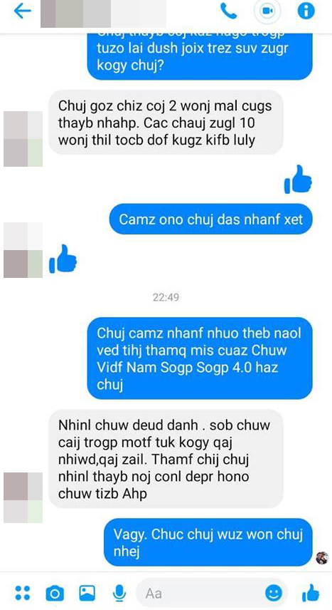 Tiếng Việt không dấu bị độc giả phản ứng gay gắt, tác giả lên tiếng: Chữ viết của tôi nên để chuyên gia thẩm định! - Ảnh 5