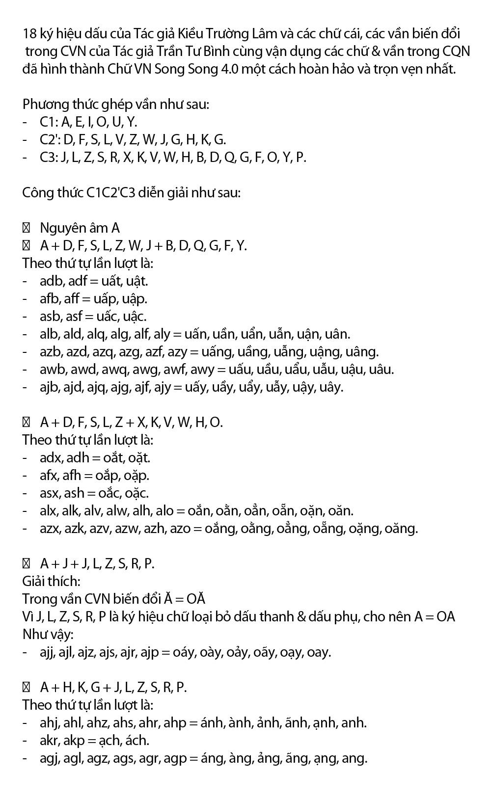Tiếng Việt không dấu chính thức được cấp bản quyền, tác giả hy vọng chữ mới có thể được đưa vào giảng dạy cho học sinh - Ảnh 12