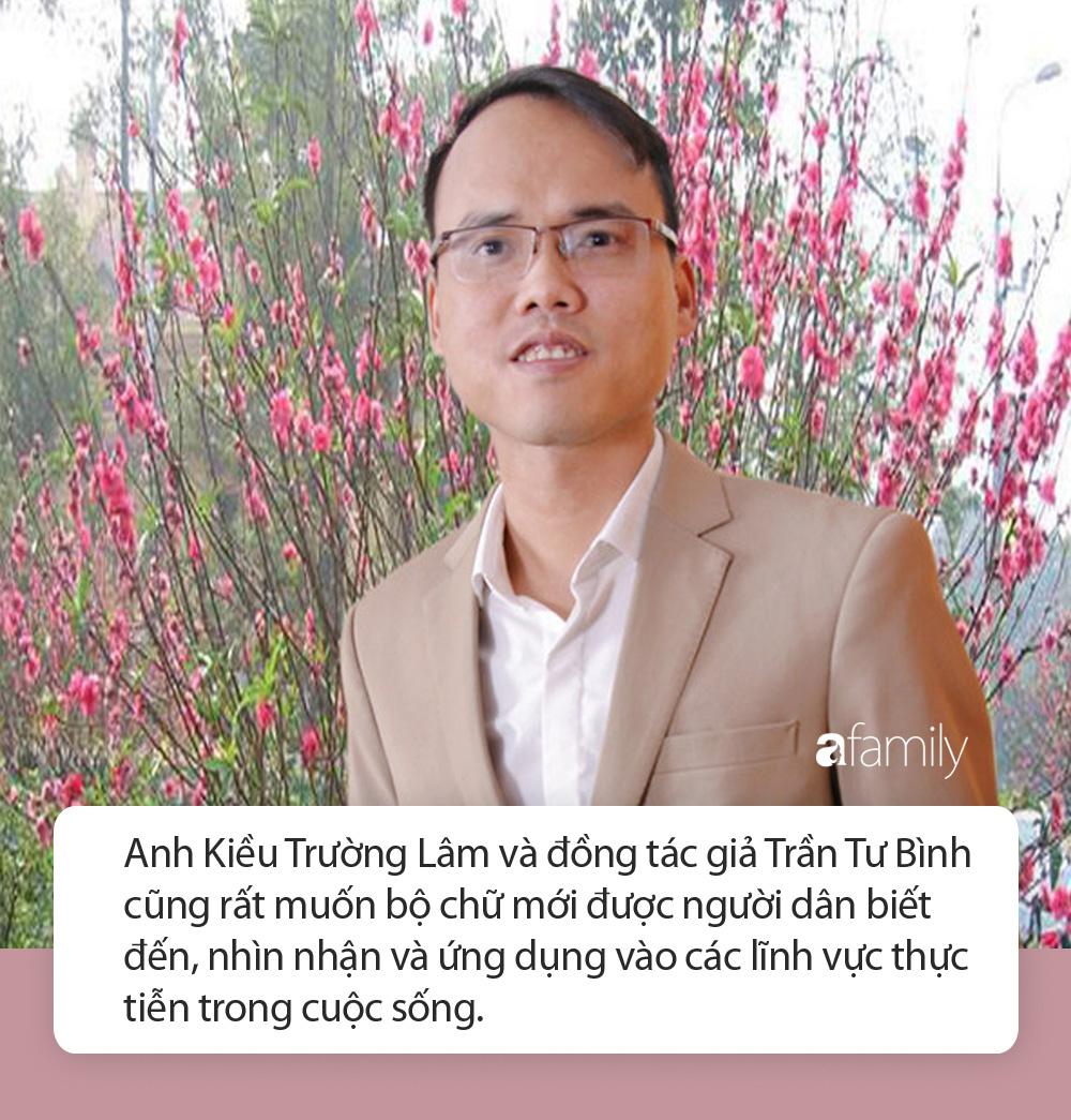 Tiếng Việt không dấu chính thức được cấp bản quyền, tác giả hy vọng chữ mới có thể được đưa vào giảng dạy cho học sinh - Ảnh 15
