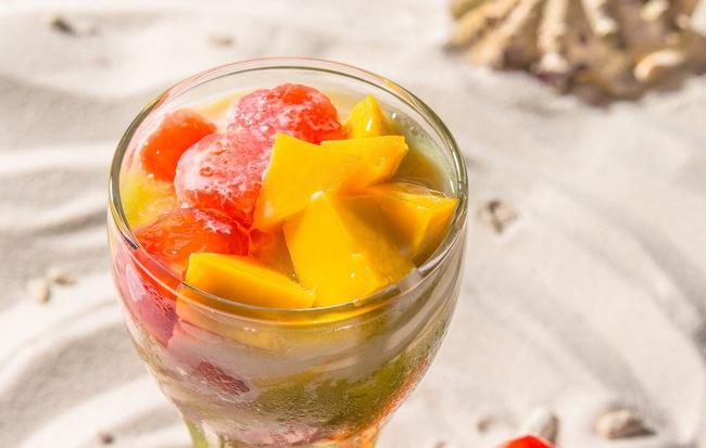 Mách bạn một cách làm trái cây trộn ngon hết nấc - Ảnh 4