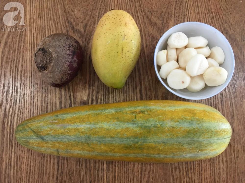 Mách bạn một cách làm trái cây trộn ngon hết nấc - Ảnh 1