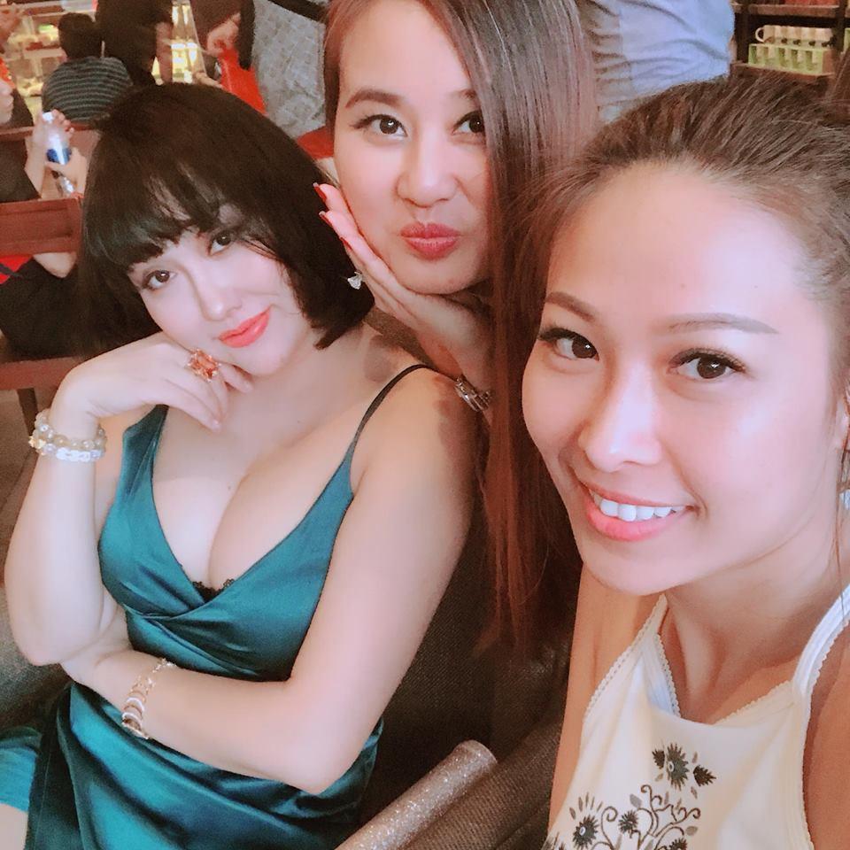 Tham khoe ngực khủng, Phi Thanh Vân khiến nhiều người 'phát hoảng' vì để lộ nội y phản cảm - Ảnh 1
