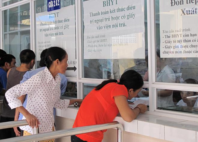 Gần 2.000 dịch vụ y tế bệnh viện tại Hà Nội tăng giá từ ngày 1/5 - Ảnh 1