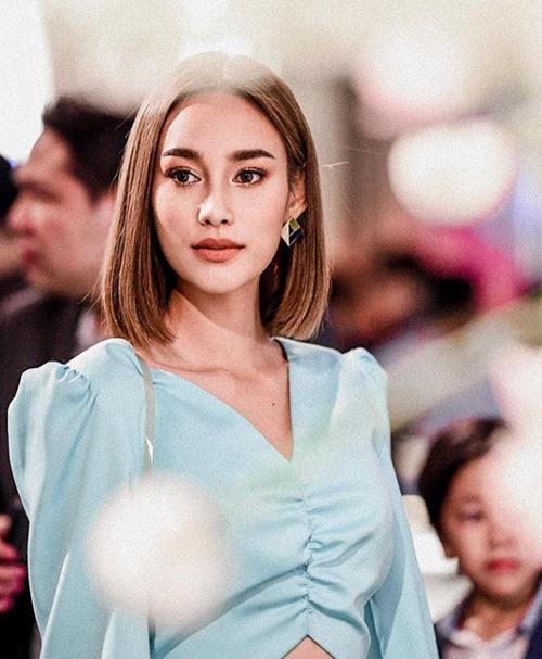 Kiểu tóc được các mỹ nhân Thái Lan chuộng nhất mùa hè - Ảnh 2