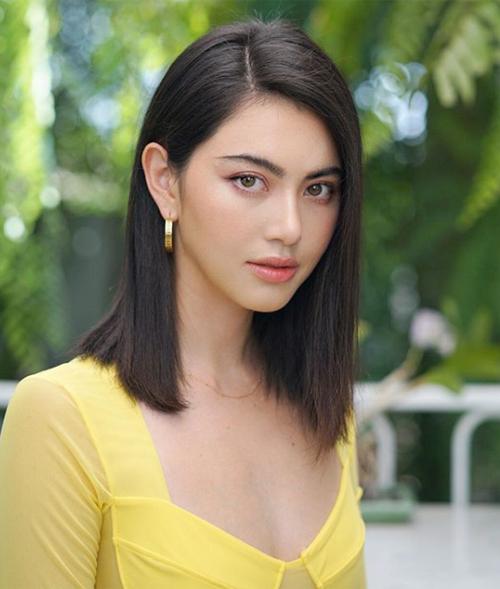 Kiểu tóc được các mỹ nhân Thái Lan chuộng nhất mùa hè - Ảnh 4