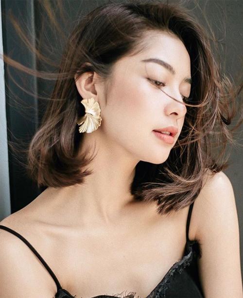 Kiểu tóc được các mỹ nhân Thái Lan chuộng nhất mùa hè - Ảnh 5