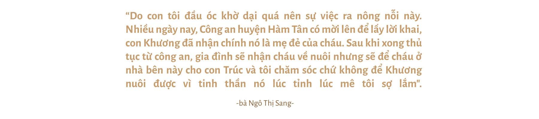 Cuộc đời khốn khổ của người mẹ chôn sống con ở Bình Thuận - Ảnh 1