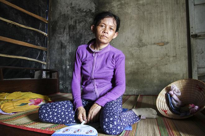 Cuộc đời khốn khổ của người mẹ chôn sống con ở Bình Thuận - Ảnh 2