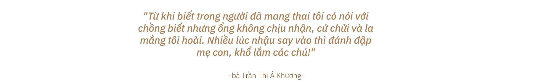 Cuộc đời khốn khổ của người mẹ chôn sống con ở Bình Thuận - Ảnh 4