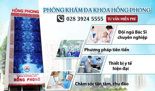 Phòng Khám Đa Khoa Hồng Phong TP.HCM - Ảnh 2