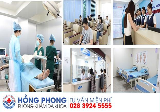 Phòng Khám Đa Khoa Hồng Phong TP.HCM - Ảnh 3